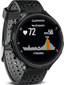 montre connectée cardio gps