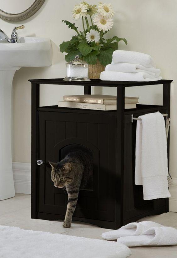 litière chat