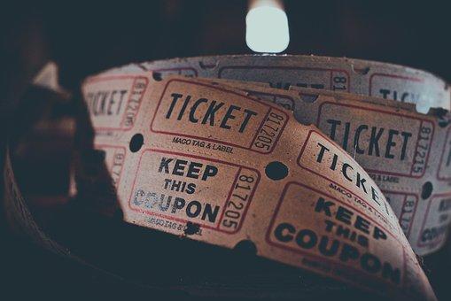 des ticket pour un bon croque monsieur